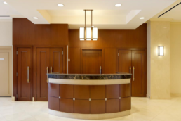sygrove associates design group, nyc lobby interior design
