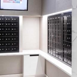 Sygrove's Mailroom Design