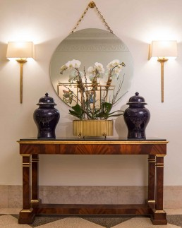 Sygrove's Lobby Design for Carnegie Hall in NYC