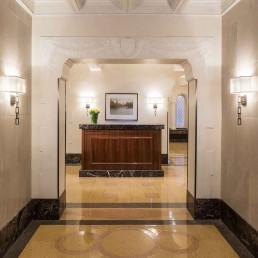 Sygrove's Lobby Design: Park Avenue, NYC