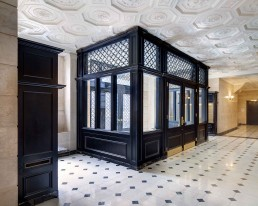Sygrove's Lobby Design: Riverside Drive, NYC