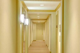 hallway interior design in NYC