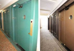 nyc condo hallway designer, nyc coop hallway designer, sygrove associates