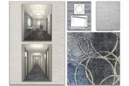 my interior design business, sygrove, marilyn sygrove, lobby interior design, hallway interior design, NYC hallway interior design, NYC lobby interior design